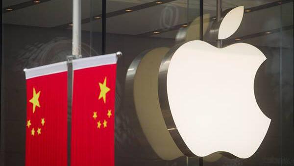 苹果越来越依赖中国制造,尽管中美有贸易……