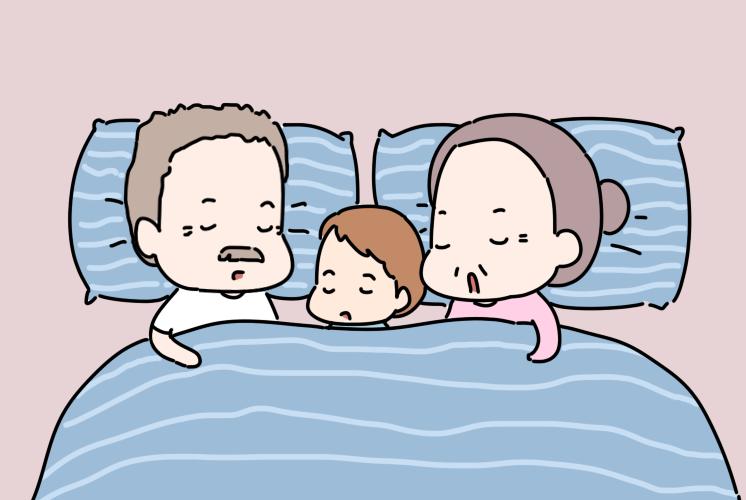 有了二宝后,大宝和谁睡最好?第4种睡法可以两全其美