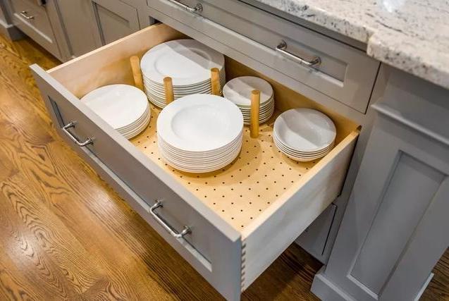 国外超火的橱柜设计,让你家厨房收纳空间翻1倍!装修前收藏