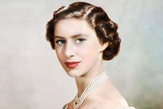 英国女王的妹妹,美过戴妃,《罗马假日》中公主原型,却情路坎坷