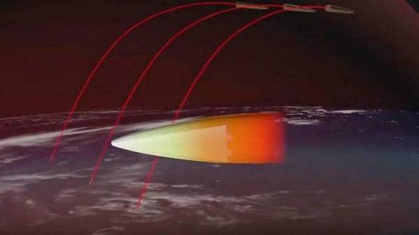 """法国研发5倍音速滑翔导弹 欲争当欧洲高超音速武器""""冠军"""""""