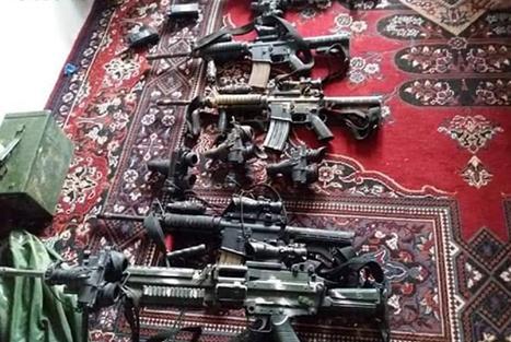中国邻国特种部队遇袭,大量美制装备被缴获,未尝败绩神话破灭