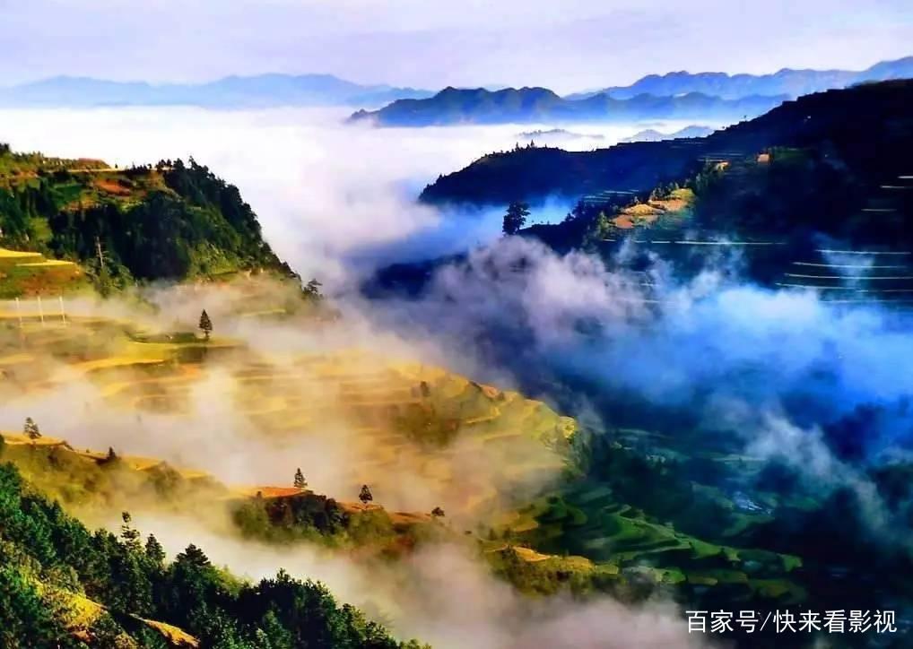 玉舍国家森林公园位于贵州省水城县南部,距六盘水市中心30公里,交通