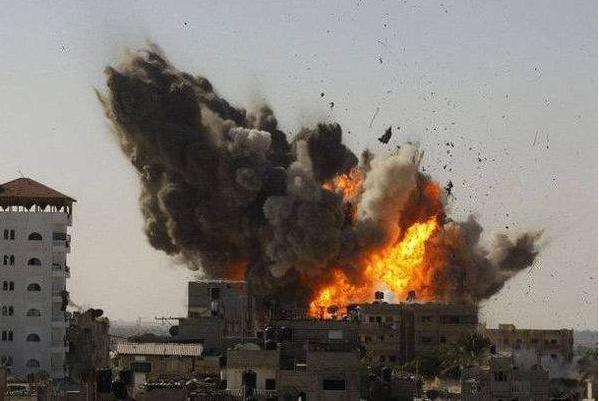 中东战火再起,巴以双方酿近年来最严重冲突,已致200多人伤亡