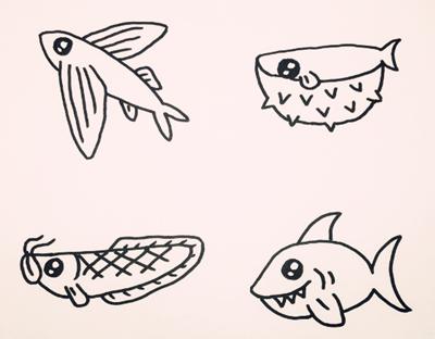 海洋植物 看完這些海底的生物之后,相信各位都能夠被它們的外觀多圖片