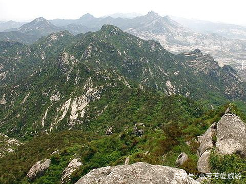 """大泽山,是省级风景名胜区,又名""""九青山"""""""