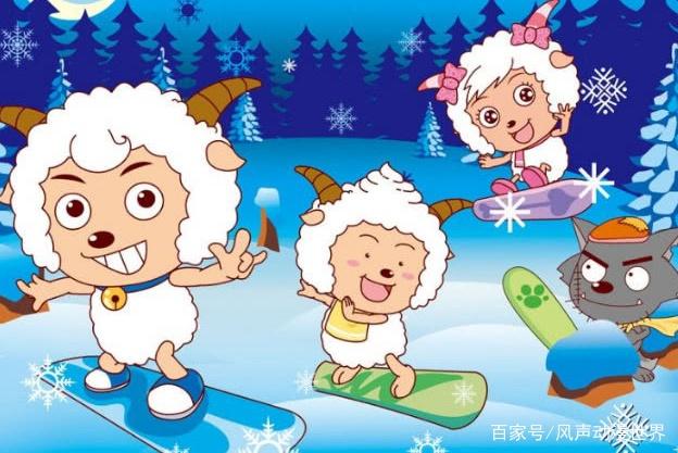 巅峰的喜羊羊有多强,被广电点名表扬,第一部走出国门的动画片!
