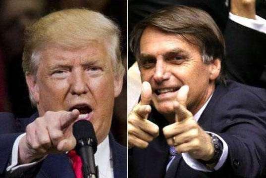 特朗普拉拢巴西加入北约,巴西会与美国全面结盟吗?