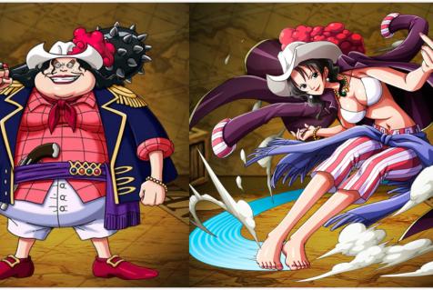 盘点:海贼王中那些画风突变的角色,网友:大妈,我娶定了