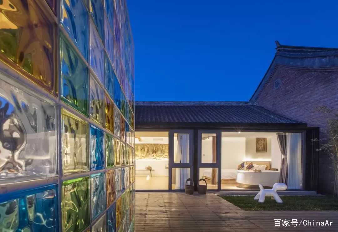 """8个中国最新""""美丽乡村""""民宿庭院 值得一去 推荐 第14张"""