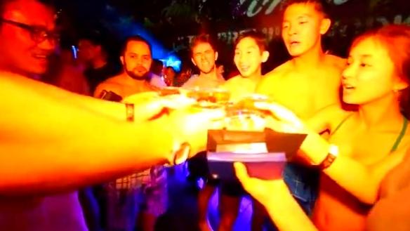 特别的爱给特别的你 热夜性派对 美女狂欢热舞dj