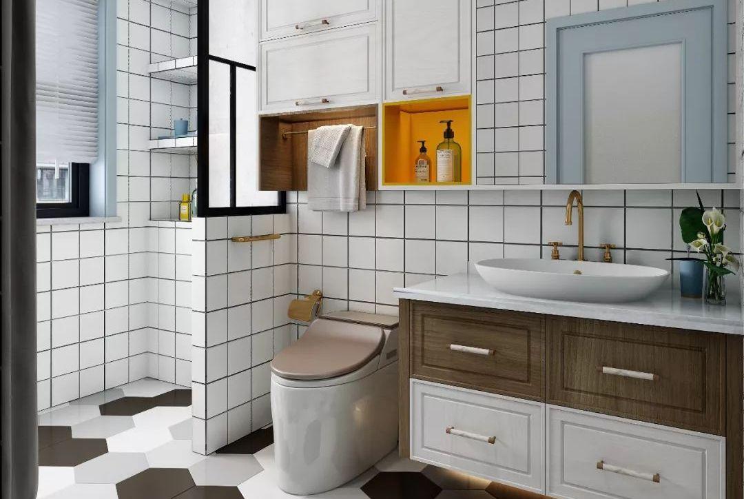 卫生间装修要不要做干湿分离?布局合理了瞬间提升生活幸福感