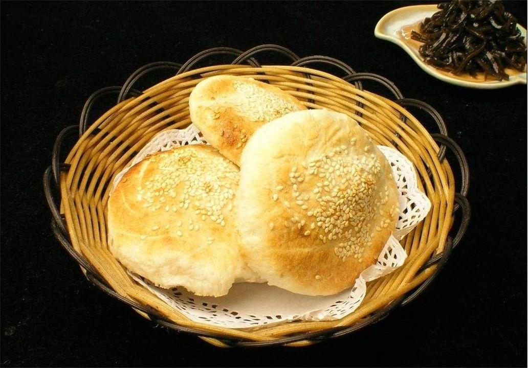 山东美食美食武大郎烧饼,可以了多年的制作方法,吃桂花什么延续特色做用来图片