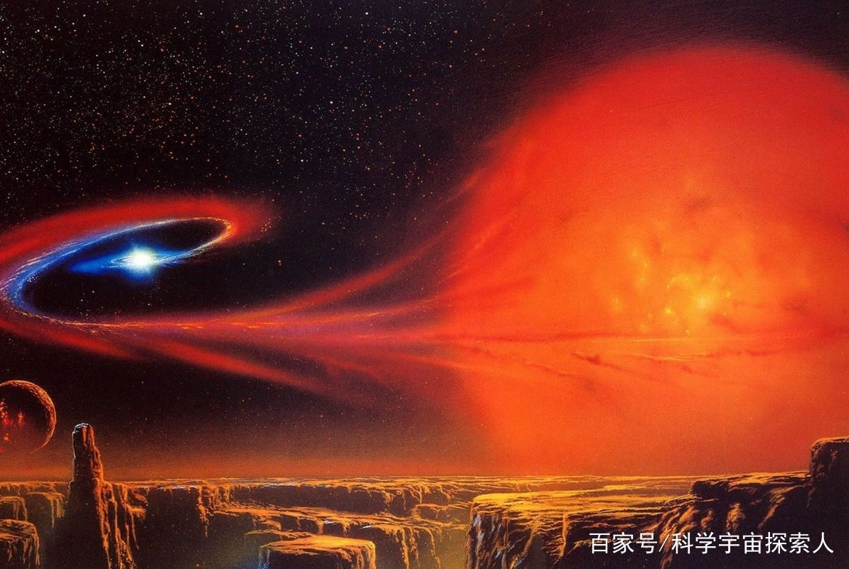如果地球被黑洞吞噬,人类将面临什么灾难?数据分析告诉你多可怕