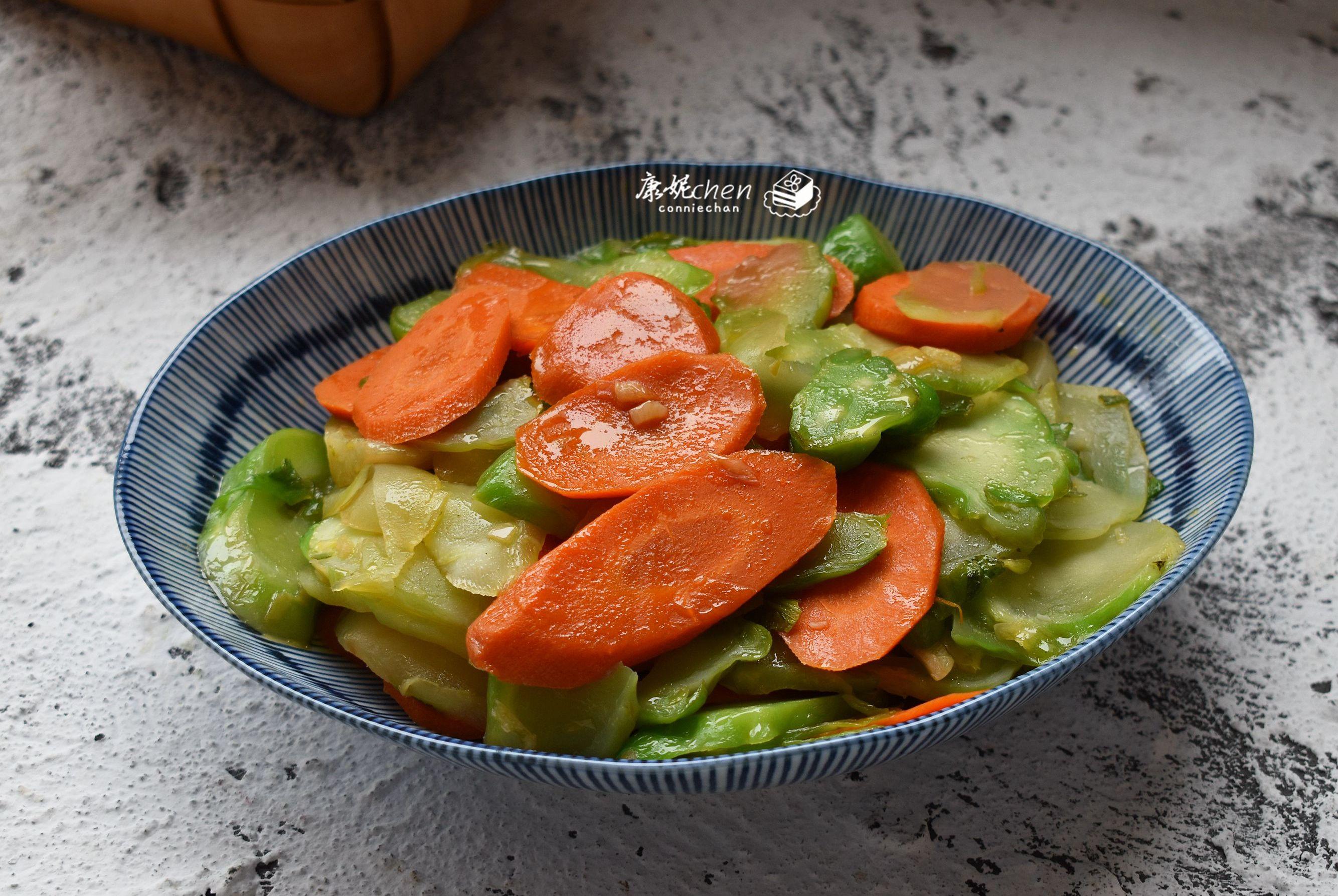 这道菜简单炒一炒就能上桌,清爽可口又营养,好吃还便宜,别错过