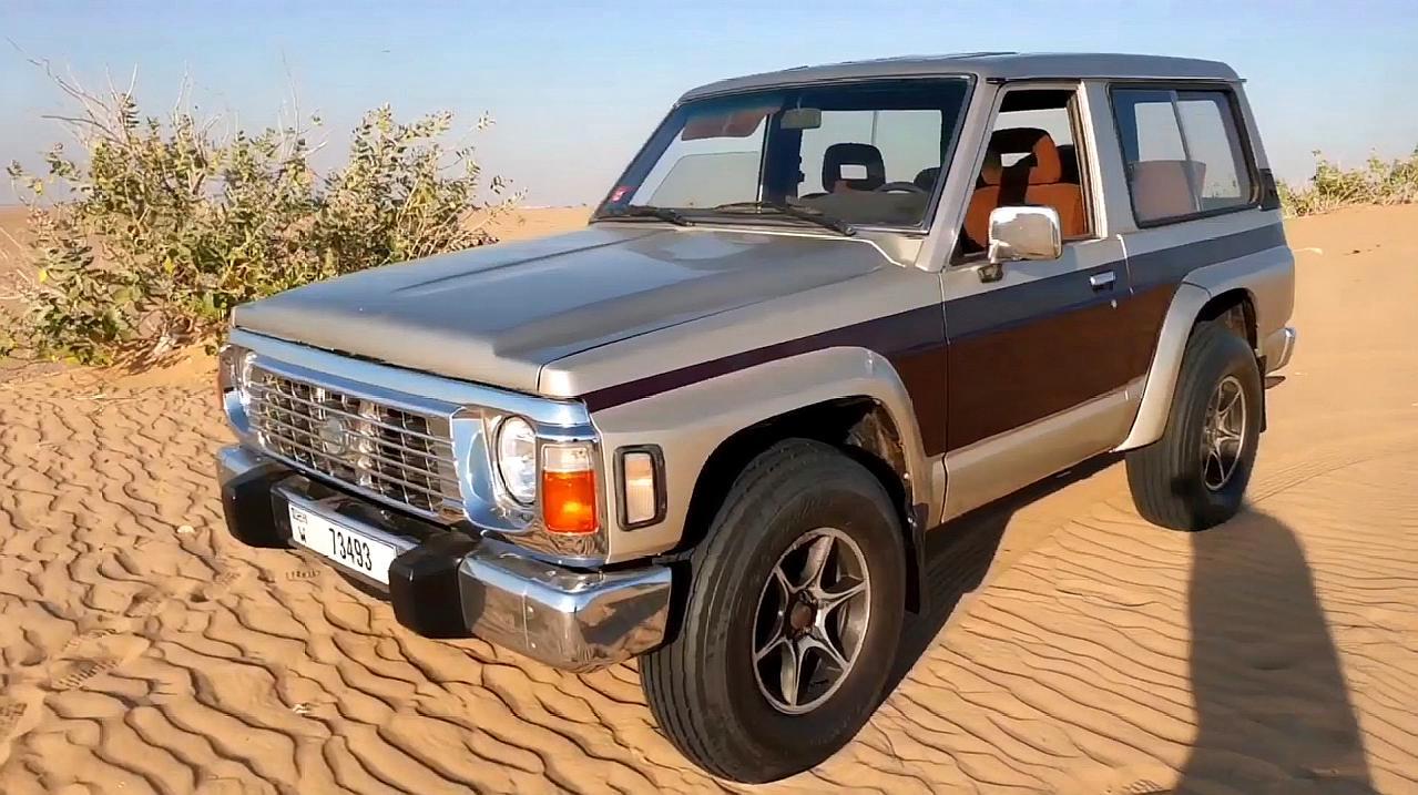 """经典车型回顾:沙漠中的""""硬茬儿"""",日产途乐Y60"""