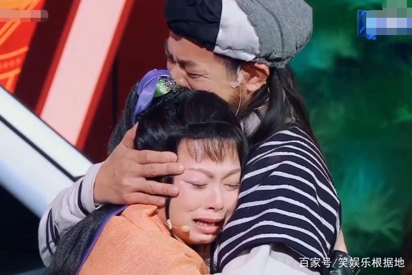 阿紫、乔峰时隔22年再相见,场面惹人泪目,刘玉翠用情太深!