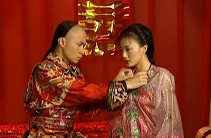 还珠:知画永琪结婚,知画只说了七个字,永琪就开始解她图片