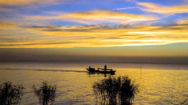 南太湖这里景色秀丽,欢迎来欣赏一下!