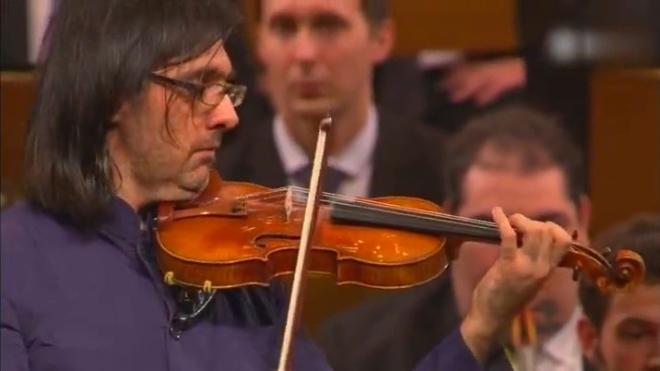 巴赫:a小调小提琴协奏曲 第一乐章