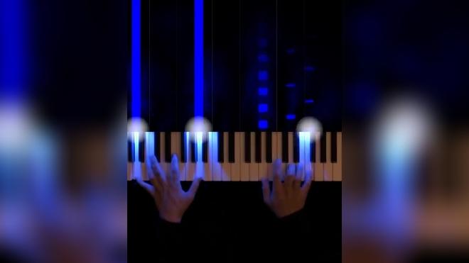 「电影/乐曲」蝙蝠侠:黑暗骑士 钢琴版 主题曲