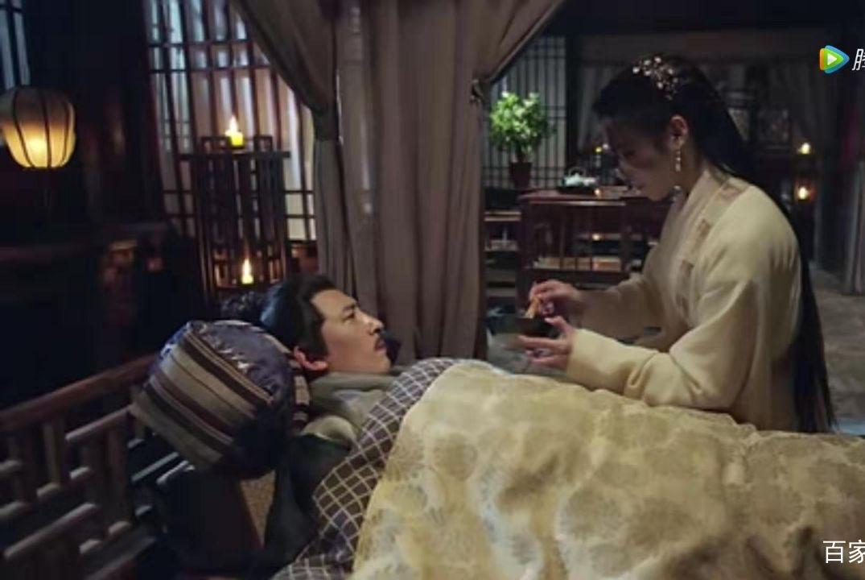 新版《倚天屠龙记》殷梨亭瘫痪在床还这么多情,难怪杨不悔爱上他
