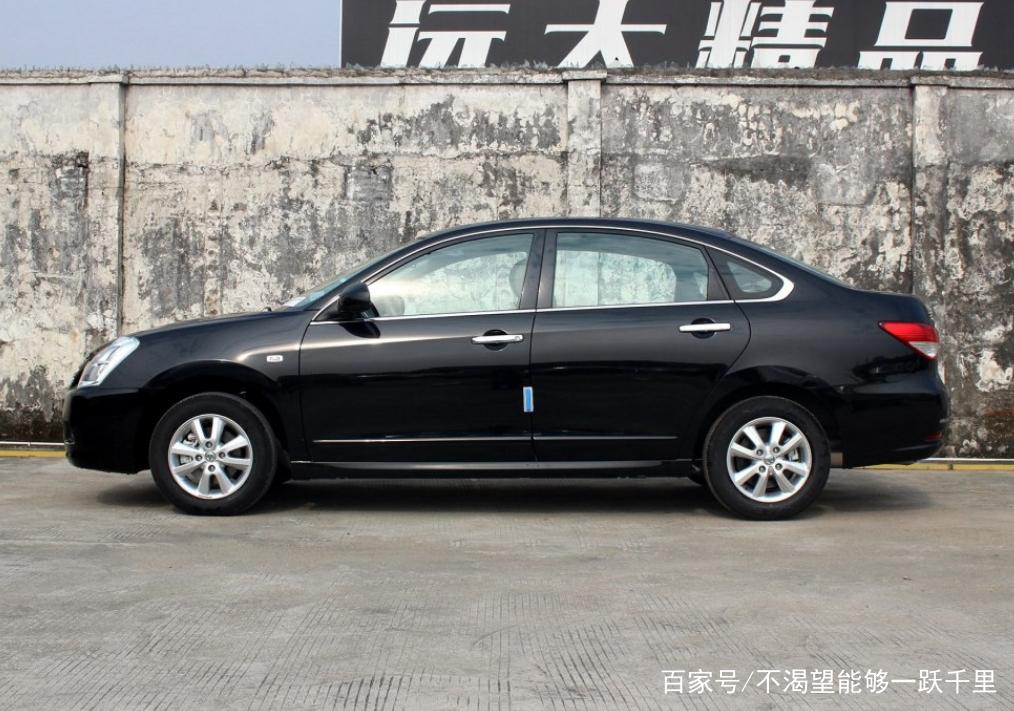 车型的日产轩逸黑色,很汽车的一款经典,外形v车型漂亮,开场年轻人的LPL战旗TV的符合曲图片
