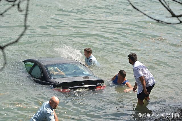 车子落入水中或发生火灾车门打不开怎么办?紧急情况下请这样做!