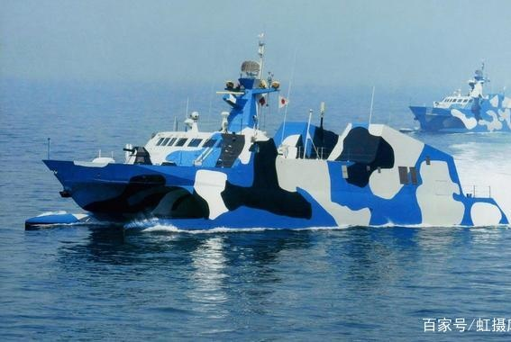 日本航空自卫队隐身机坠海,海上自卫队派隐身舰出马,找到了残骸