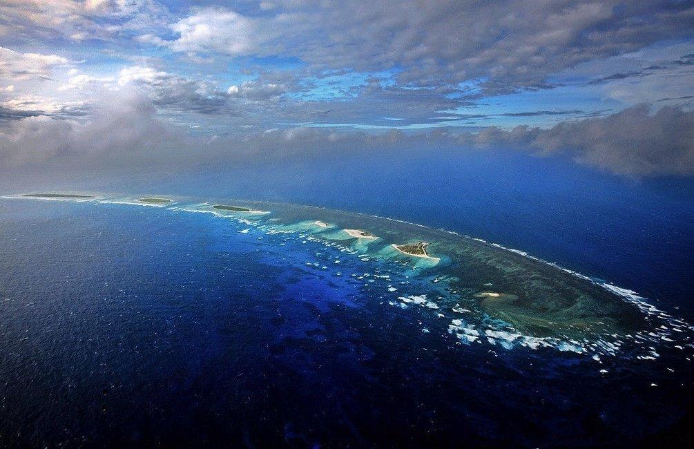 袁世凯有个结拜兄弟,一生死忠大清,南海一座岛礁以他名字来命名