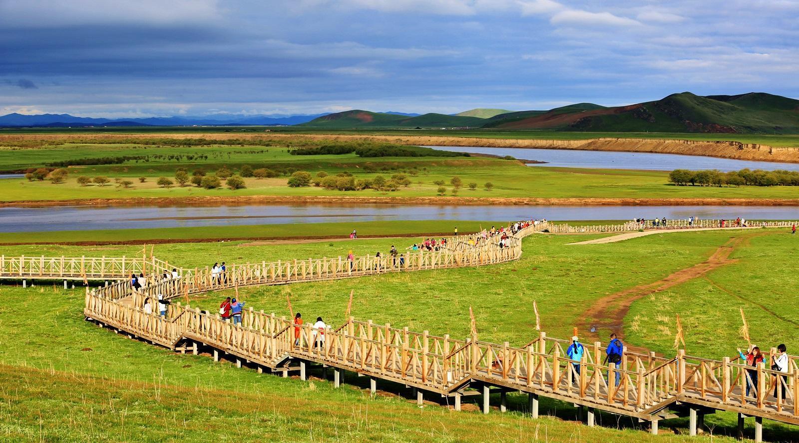 内蒙古最具影响力10大景区,你去几个!