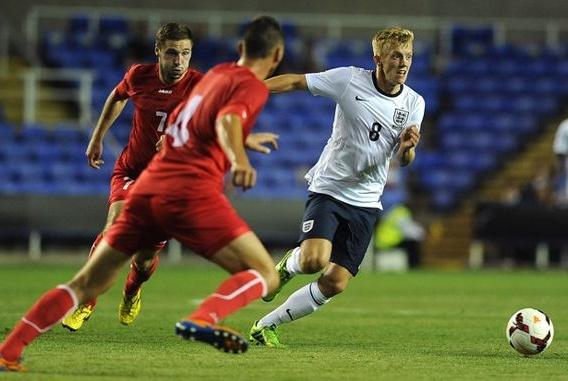 2个U19球员同时首发,年轻化不可抗拒,英格兰黄金时代来了
