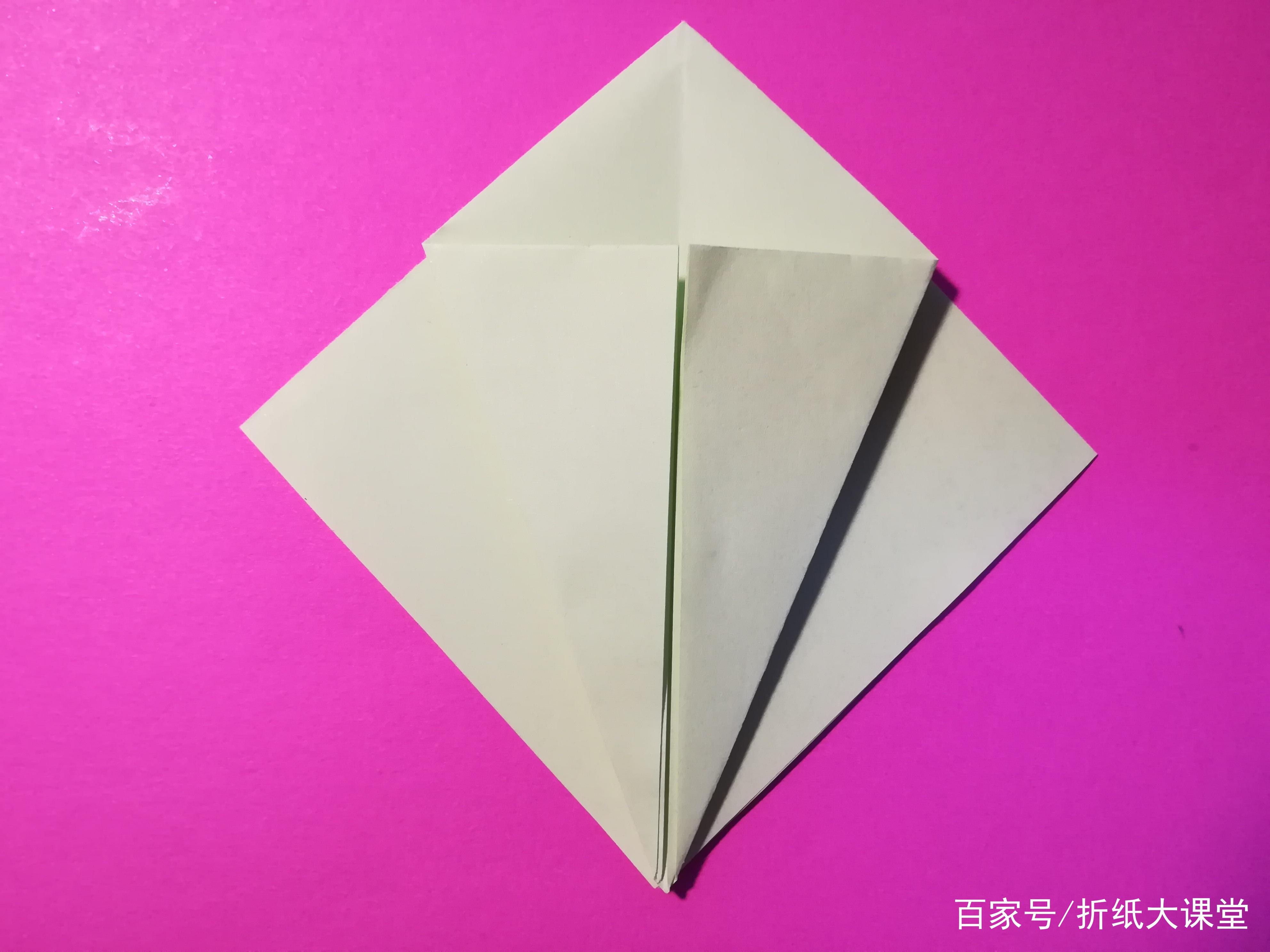 折叠对称手工制作方法