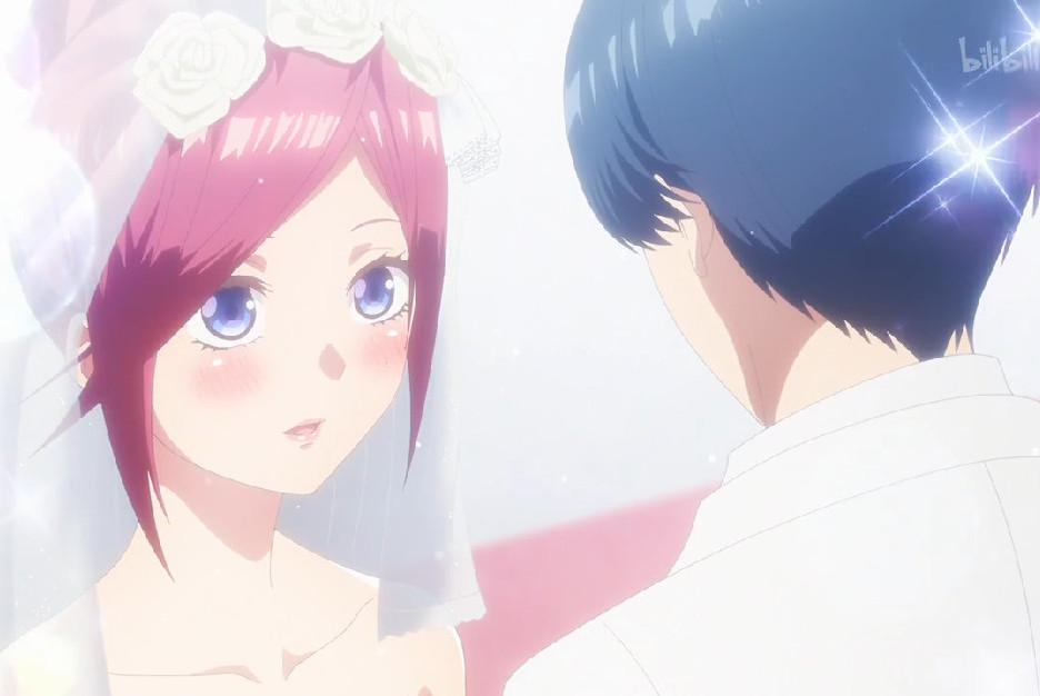 五等分的新娘12集:林间学校结束,新娘是谁已基本确定!