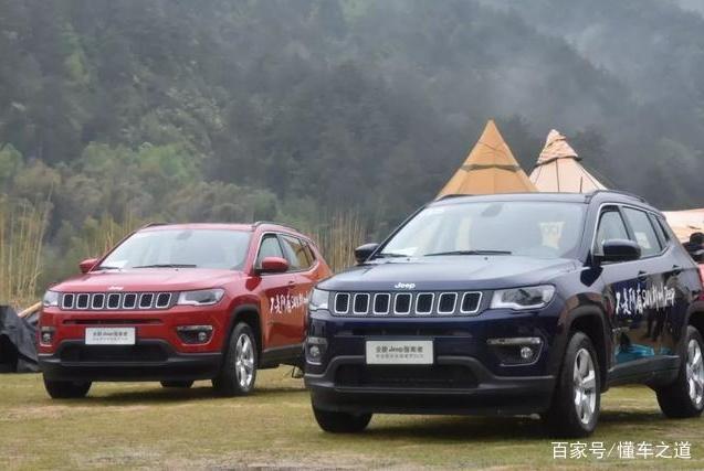 燃油效率更高和动力更强,Jeep指南者1.3T车型发布上市