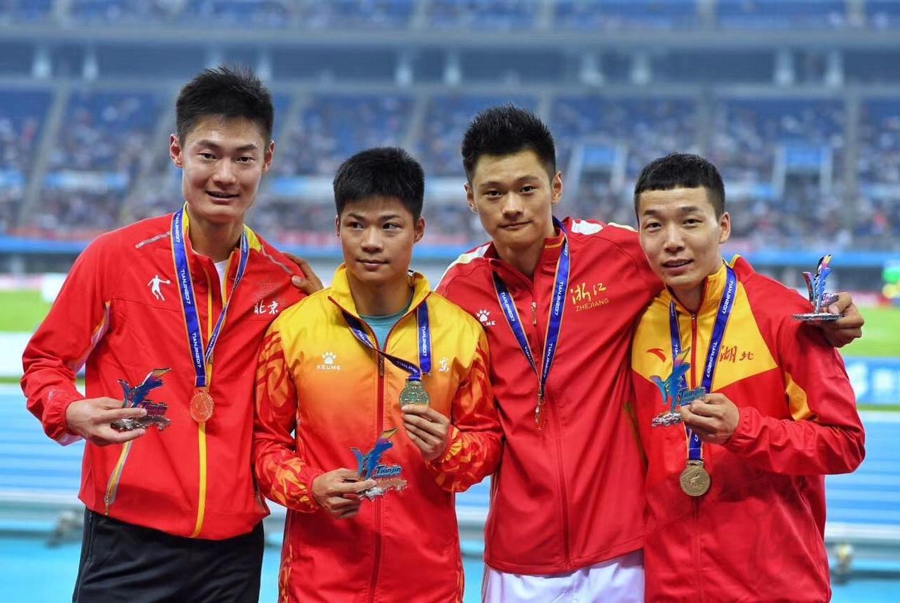 亚锦赛男子100米前瞻:苏炳添不参加,吴智强和许周政能否夺牌?