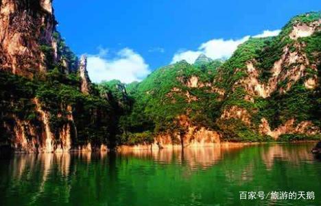 河南焦作的4大旅游景点,神农山风景名胜区上榜,你喜欢