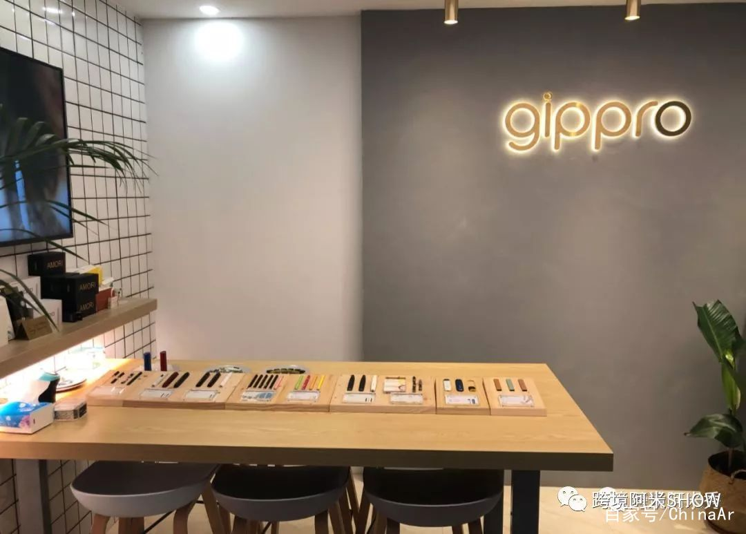 gippro电子烟
