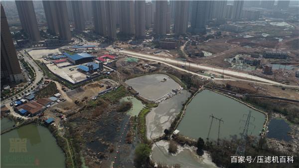 城镇河道清淤是否有必要?带式压滤机如何配合河道清淤 1