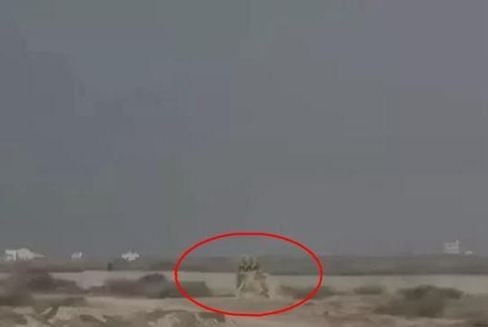 巴边境部署中国产导弹,腾空而起准确命中目标,印军战机不敢越境