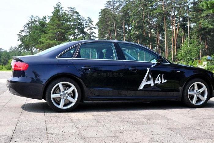黑色A4L没人要?如果黑色A4L打六折,你会入手吗?
