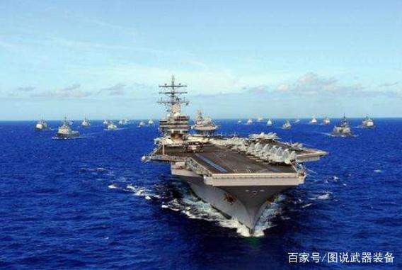 美海军计划泡汤,造价上百亿美元的航母趴窝,却出现严重问题
