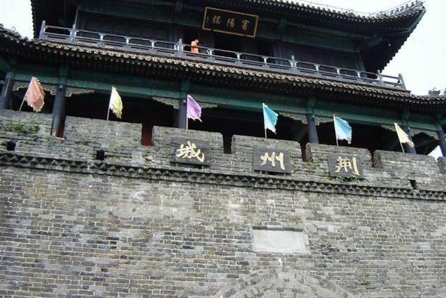 这个城市不大,却是刘备一借不还的荆州,南方历史的重要枢纽