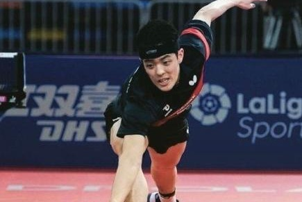 德国1华裔小将进军世乒赛!曾轰国乒1悍将9比0,父亲是蔡振华师弟