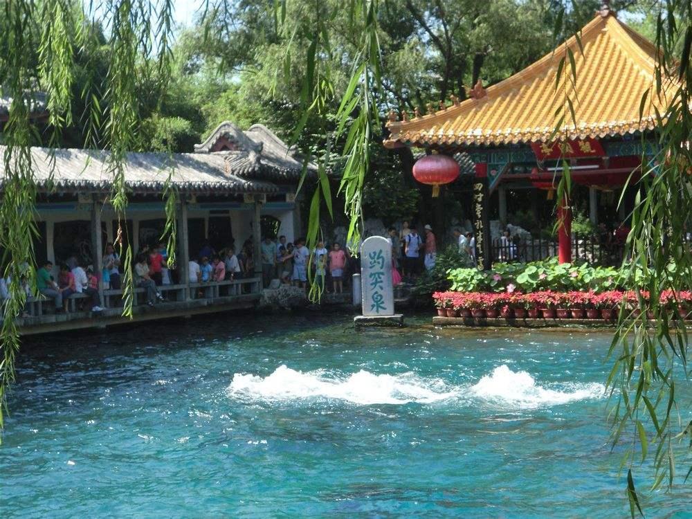山东济南的几处景区,你都去过了吗?