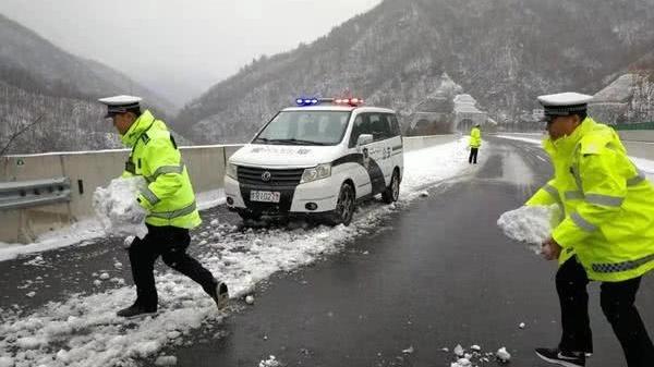 """明天河南大部有雪,司机出行小心!这些地方极易形成""""溜冰场"""""""