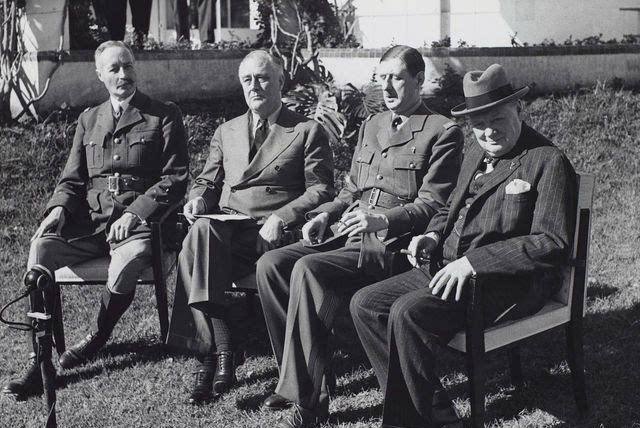 看看二战后法国的实力,才知道为何其能挤进联合国五常