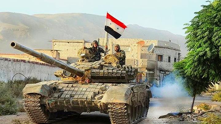 又有大量重型武器开赴前线,俄叙联军完成部署,或率先在哈马开打