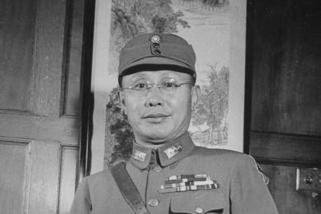 何应钦小传:抗日战争胜利,代表中国受降的陆军总司令