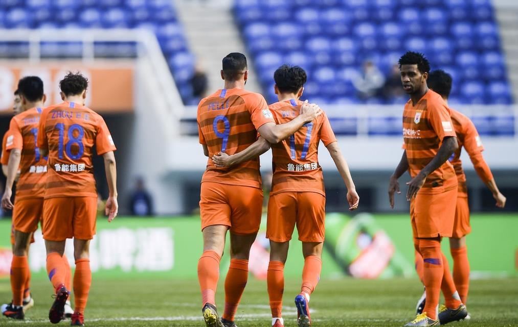 鲁能年夜轮换却收到奇效 青训优势显现无疑 中国足球需要如许的球队